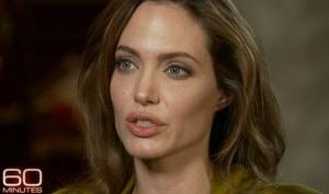 Анджелина Джоли: Мне повезло что я осталась живой