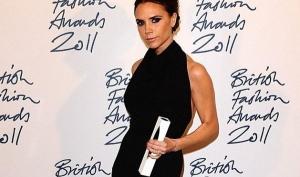 Виктория Бекхэм получила награду на British Fashion Awards