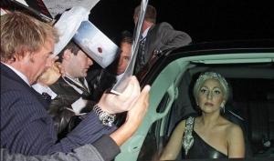Леди Гага уверена, что погибнет, как принцесса Диана