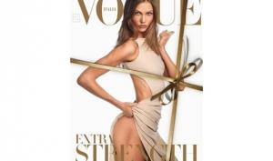 Журнал Vogue Italia борется с анорексией