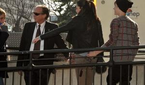 Джастин Бибер распускает руки в Вашингтоне