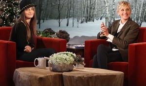 Дочка Майкла Джексона о первой роли в кино и о лучшем совете от отца