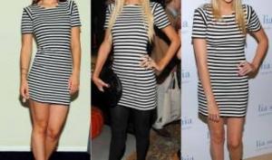 Три варианта одного платья