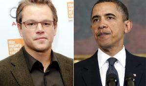 Мэт Деймон очень грубо высказался об Обаме