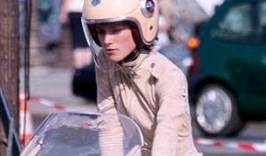 Кира Найтли снялась в новой рекламе Шанель
