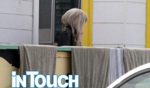 Леди Гага: с милым рай и в шалаше