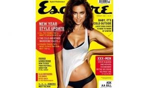 Ирина Шейк: Я никогда не снимусь для журнала Playboy
