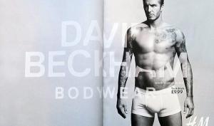 Дэвид Бекхэм снова разделся для рекламы и собирается вернуться в LA Galaxy