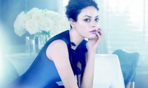 Мила Кунис стала лицом Christian Dior