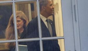 Анджелина Джоли и Брэд Питт посетили Белый Дом