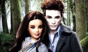 Роберт Паттинсон и Кристен Стюарт станут кукольными женихом и невестой