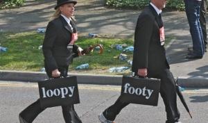 Да и Нет мужской моды 2012