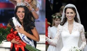 Новая Мисс Америка 2012 - точная копия Кейт Миддлтон