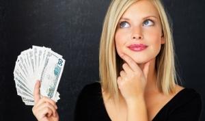 Мысли о деньгах делают семью несчастной