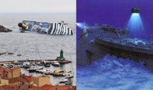 Внучка пассажирки Титаника повторила судьбу бабушки на Конкордии
