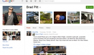 Брэд Питт не разрешает детям искать его в Интернете