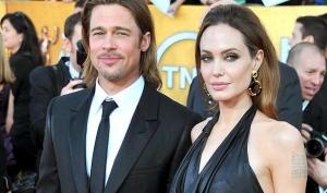 Анджелина Джоли беременна двойней