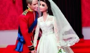 У Кейт Миддлтон появится восковая фигура и кукла Барби