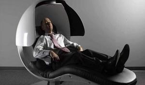 Массажное кресло для офиса - метод повышения производительности