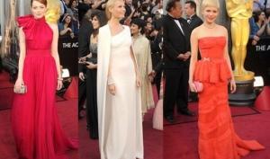 Худшие наряды Оскара 2012: чёрт-те что и сбоку бантик