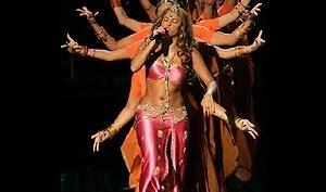 Шакира будет играть богиню Кали в Болливуде