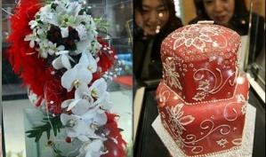 Топ самых дорогих свадебных принадлежностей