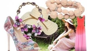 Платья сезона 2012 года как символ женственности