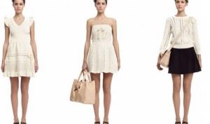Вязаные платья - хит лета 2012