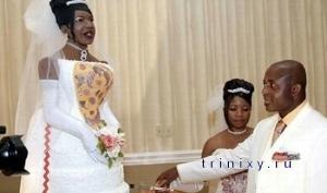 Составлен рейтинг самых необычных свадебных аксессуаров