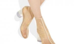 Необычная женская обувь от известных дизайнеров