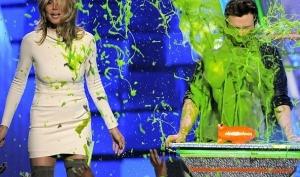 Победители Nickelodeon Kids' Choice Awards 2012