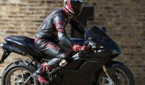 Мотоцикл принца Уильяма съели мыши