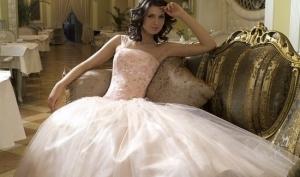 Ее величество: платье