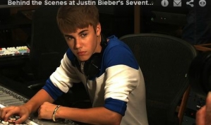 Джастин Бибер в журнале Seventeen за май
