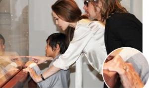 Анджелина Джоли и Брэд Питт подтвердили помолвку