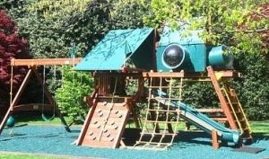 Как выбрать игровые площадки для детей разного возраста