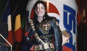 Майкл Джексон будет рекламировать Пепси
