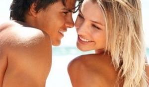 Пляжный секс