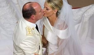 Жена князя Монако не выполнила договора