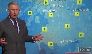 Принц Чарльз рассказал о погоде