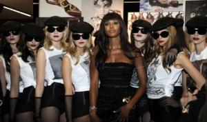 Наоми Кэмпбелл отпраздновала 25 лет работы с Dolce & Gabbana