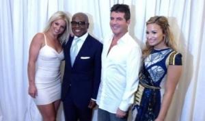 Бритни Спирс и Деми Ловато официально названы судьями X Factor