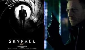 Вышел первый постер фильма Skyfall