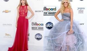 Лучшие наряды Billboard Music Awards 2012