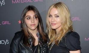 Мадонна и Лурдес представили свою коллекцию в Нью-Йорке