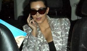 Авиакомпания обокрала Ким Кардашян