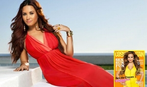 Деми Ловато на обложке Cosmopolitan Бразилия