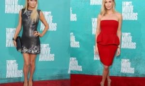 Лучшие наряды MTV Movie Awards 2012