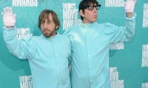 Худшие наряды MTV Movie Awards 2012