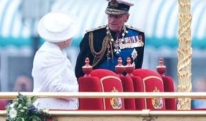 С корабля в больницу: муж Елизаветы II госпитализирован